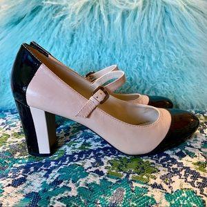 NATURALIZER N5 COMFORT Estelle buckle block heel